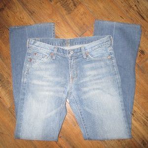 7 for all Mankind bootcut sz 29